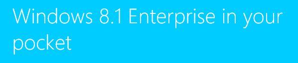 Windows 8.1 Enterprise on a MacBook