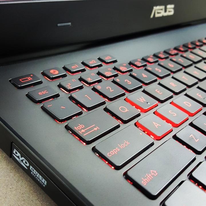 Asus G751JT Keyboard