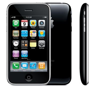 Identifying iPhone Models - iPhone 3G