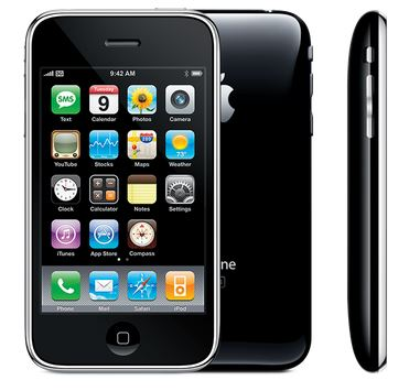 Identifying iPhone Models - iPhone 3gs