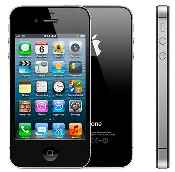 Identifying iPhone Models - iPhone 4s