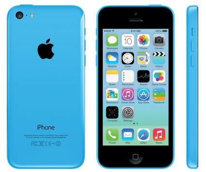 Identifying iPhone Models - iPhone 5c