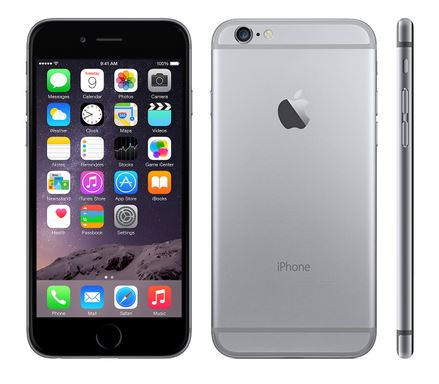 Identifying iPhone Models - iPhone 6