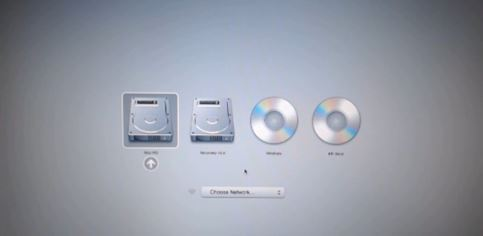 Mac Pre Boot