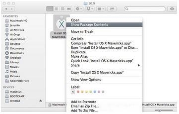 Mavericks App