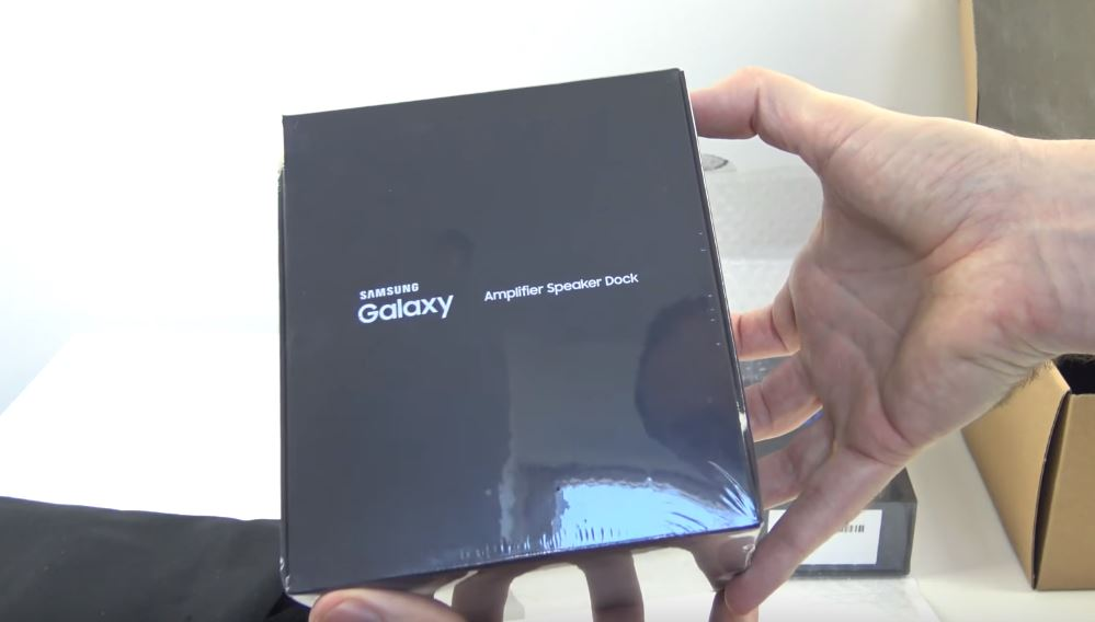 Samsung Galaxy Speaker Dock