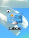 Win8 GodMode
