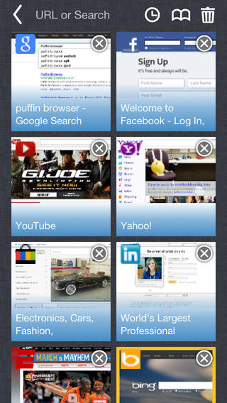 Puffin browser ios