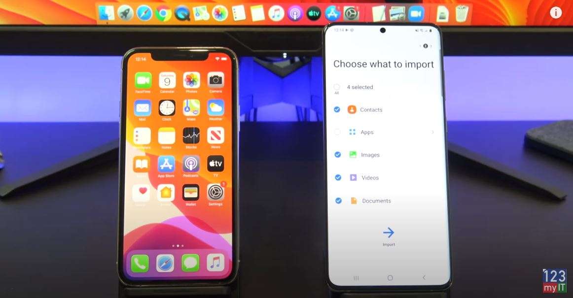 This video & article will help you copy data iPhone to Android via iCloud in 2020.