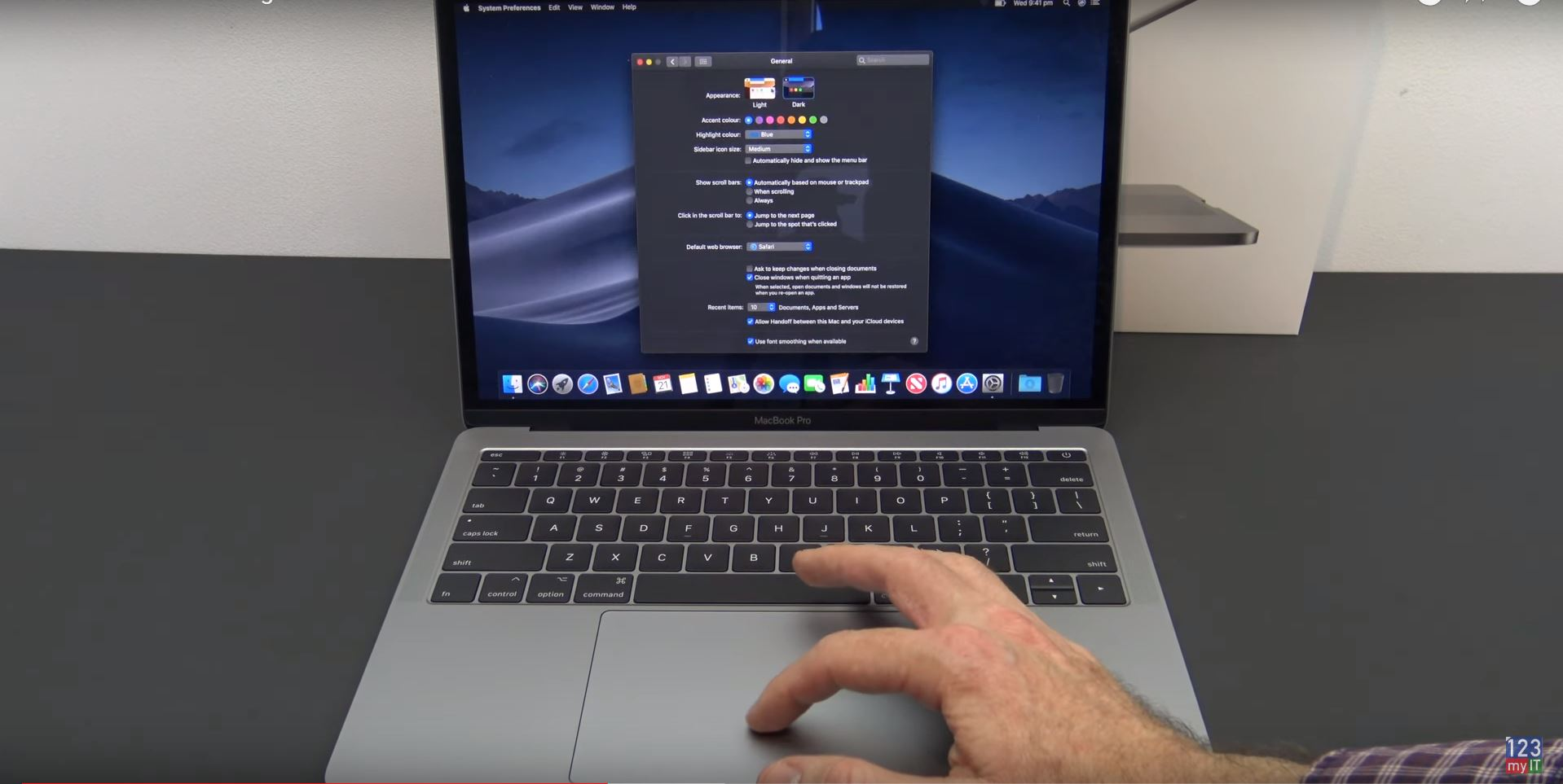 MacBook Pro Unboxing Benchmark