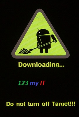 Samsung S Download Mode