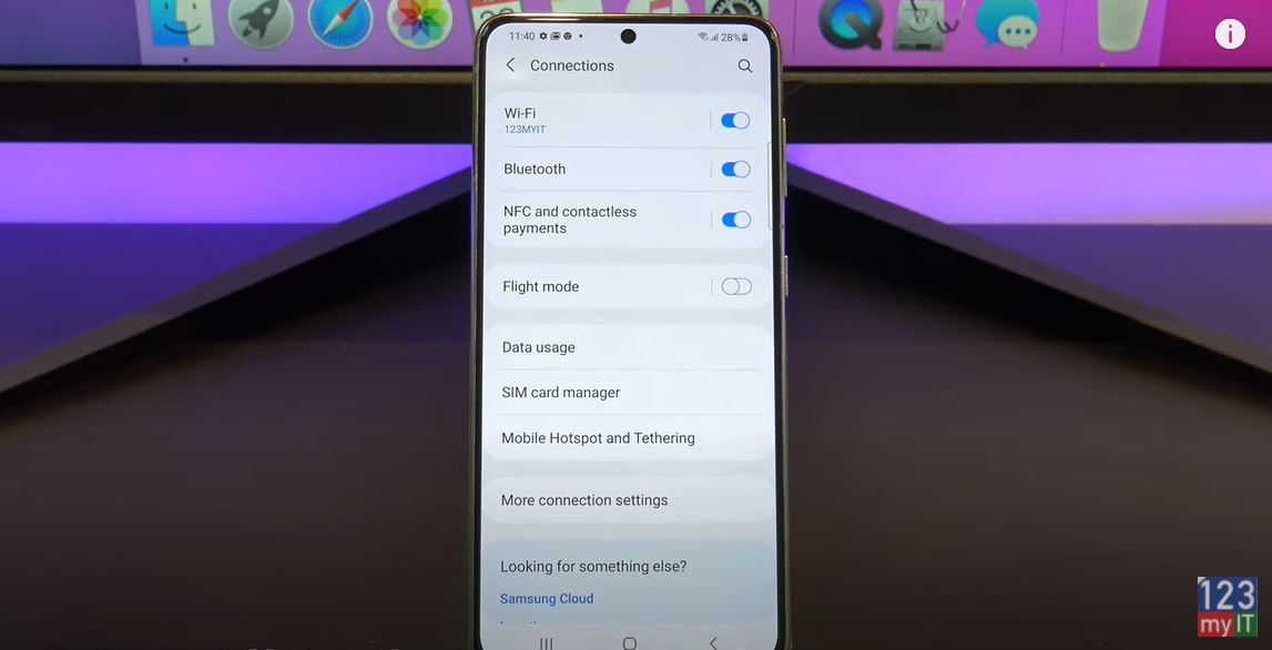android settings you need to turn off