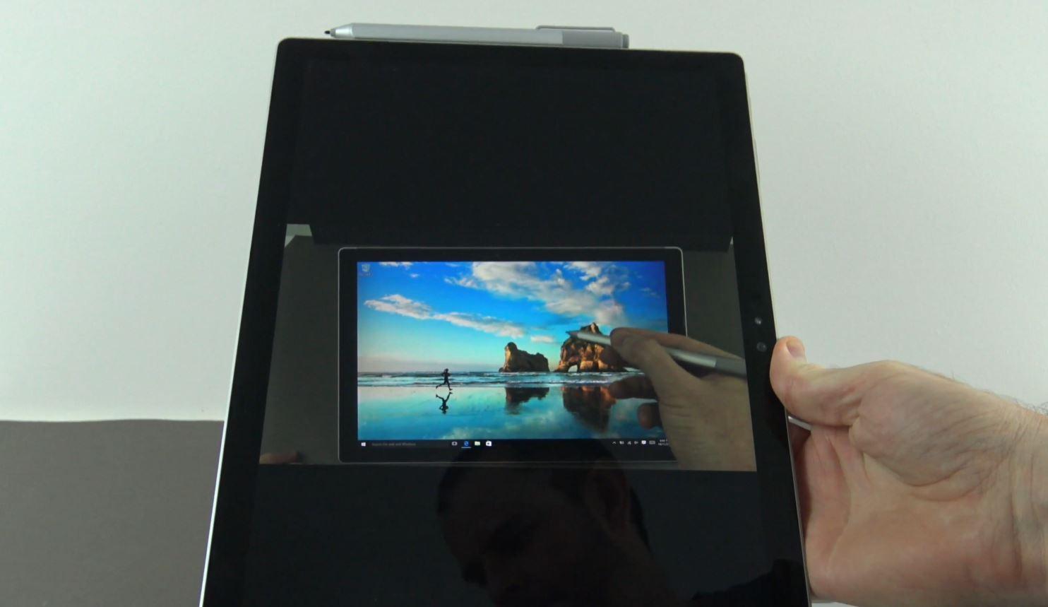 Surface Book Clipboard