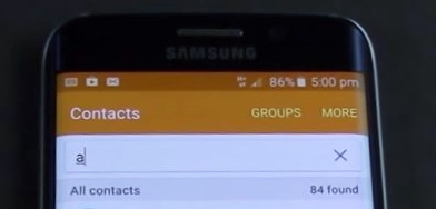 84 Gmail Contacts