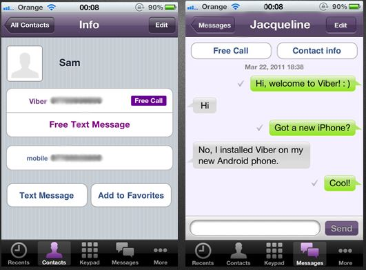 install viber on an iphone 3g 4.2.1