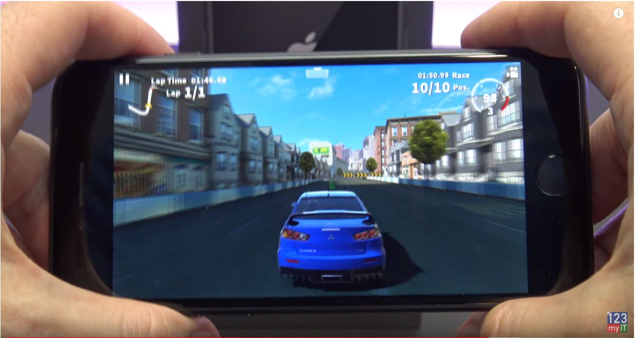 Apple iPhone 8 Gaming