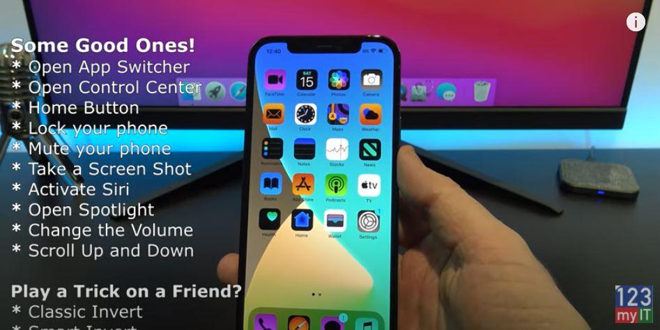 Secret iPhone Trick