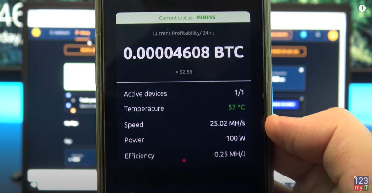 Mining Bitcoin on a Laptop