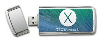 OS X Mavericks USB drive