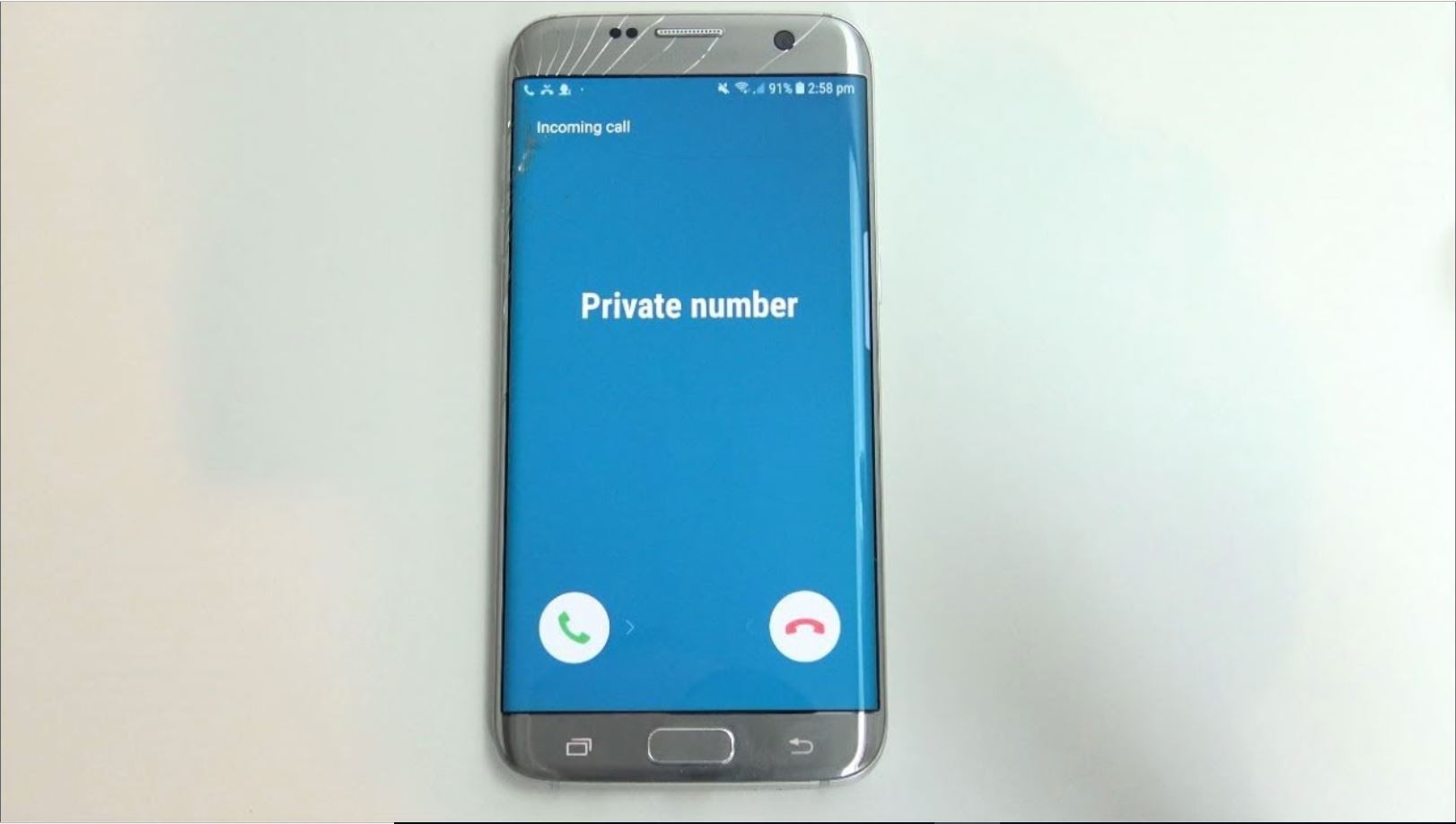 phone number private