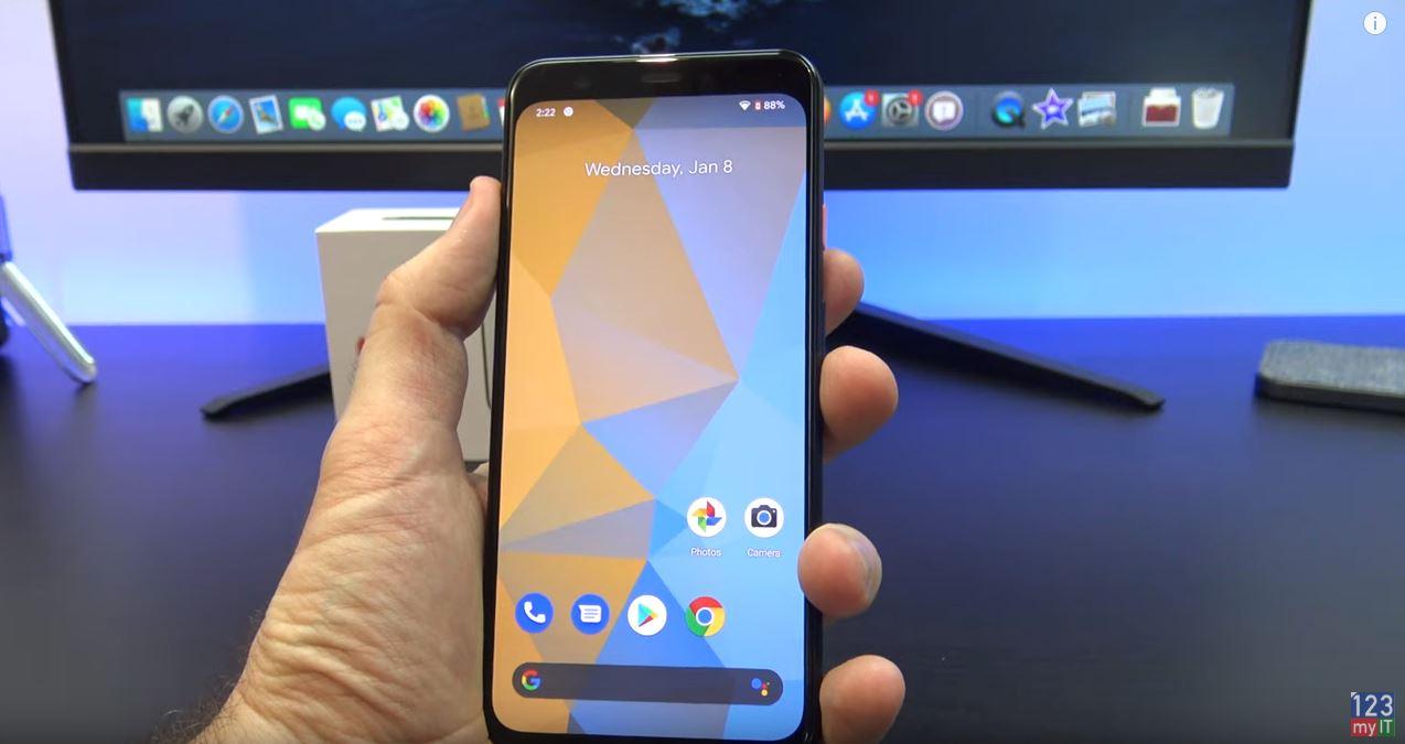 Google Pixel 4 Unboxing