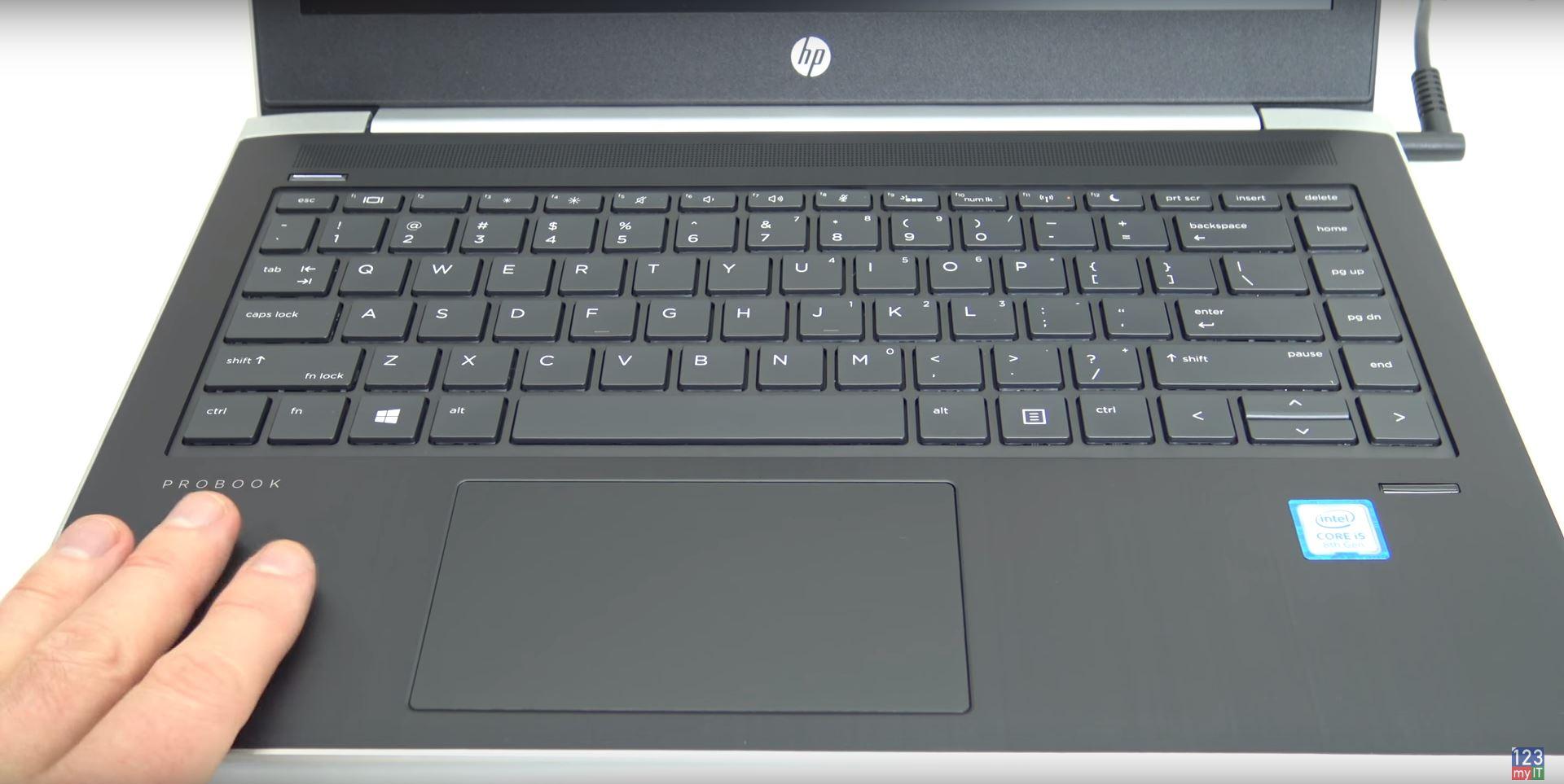 Probook 430 g5 top