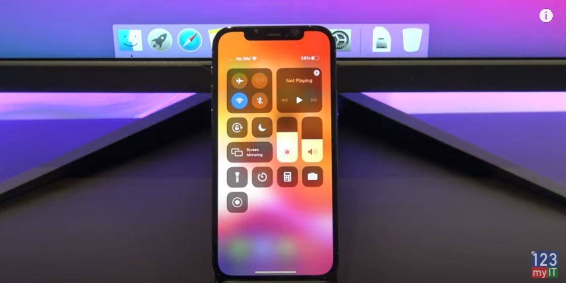 Record Your Screen on iPhone