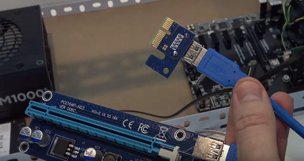 Nvidia Mining Rig Riser